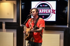 Zac Barnett of American Authors Performance