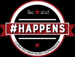 #HAPPENS Logo